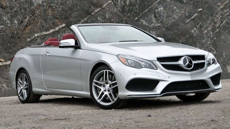 Mercedes C-Class Cabriolet – Sporty Elegance and Driving Enjoyment