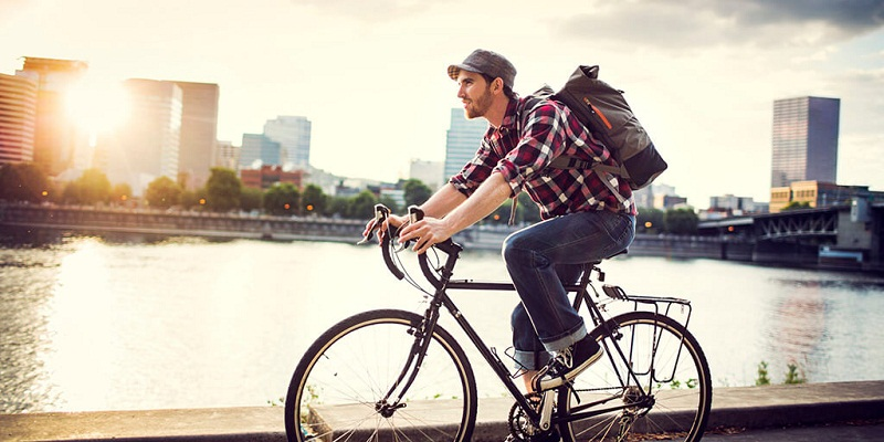 Making Your Way Around Town on the Bicycle Tips