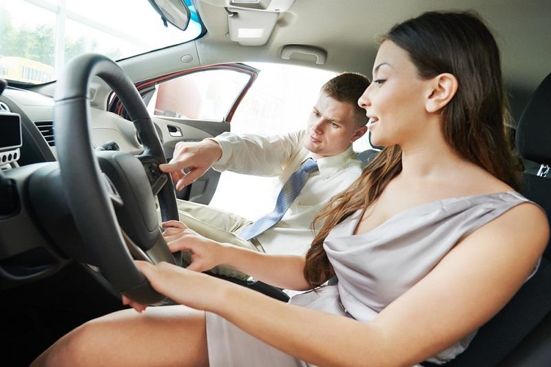 Women Inside the Auto Industry
