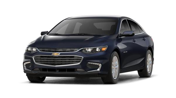 Chevrolet Malibu: 2018 Trims Comparison